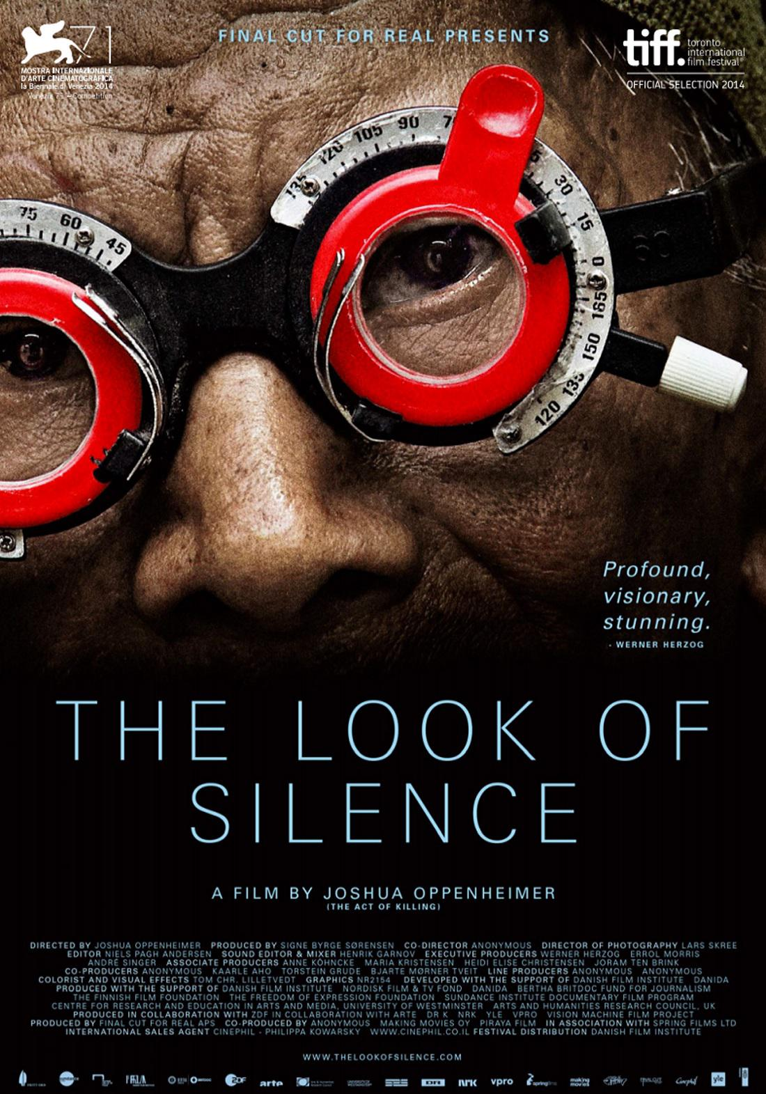 The Look of Silence Movie Review English