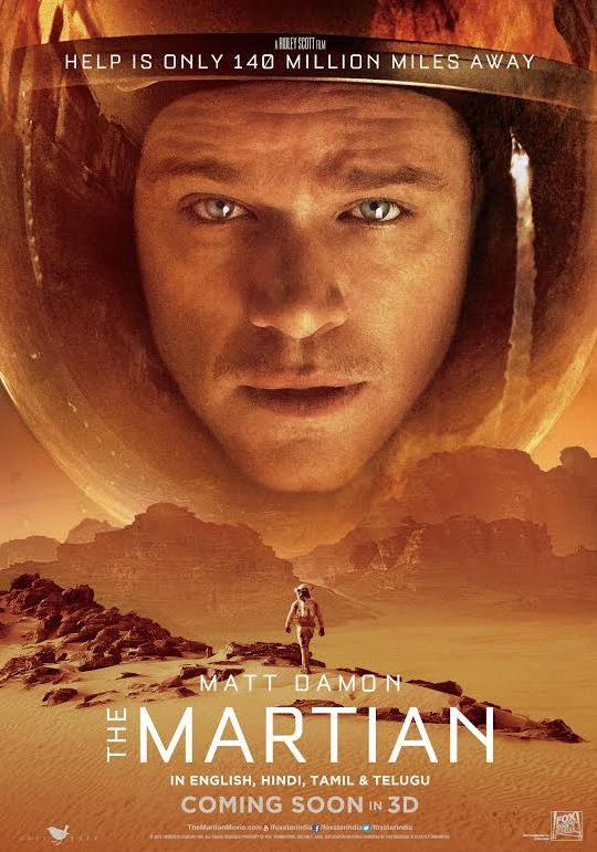 The Man At The Mars Returns To The Earth!