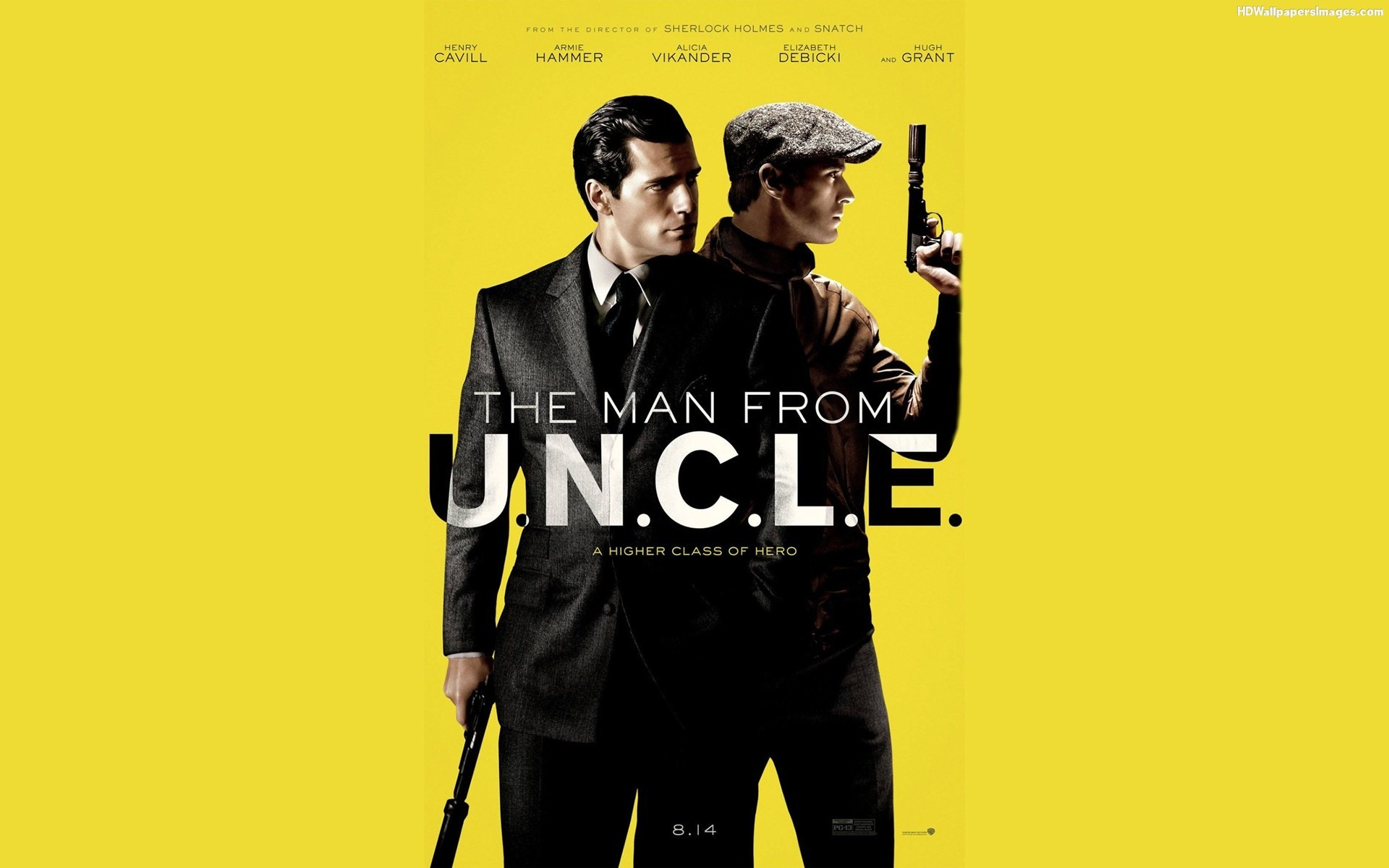 The Man From U.N.C.L.E. Review English