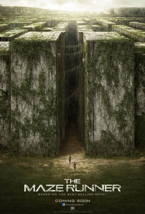 The Maze Runner Movie Review English