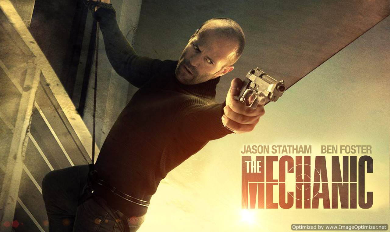 The Mechanic Movie Review English
