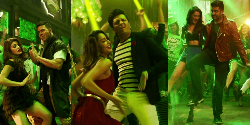 The New Song From Housefull 3 Set To Be The Next Party Anthem Of 2016