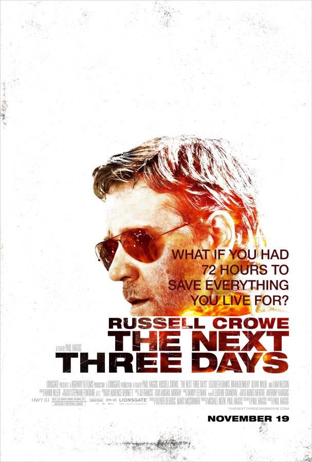 The Next Three Days Movie Review English