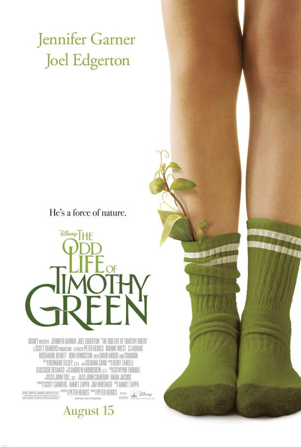 The Odd Life Of Timothy Green Movie Review English