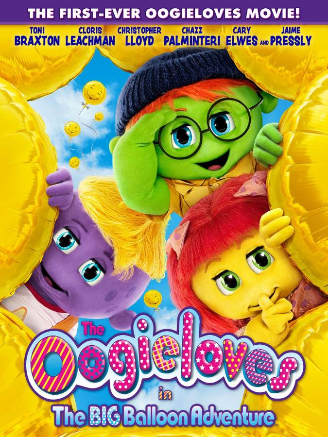 The Oogieloves In The Big Balloon Adventure Movie Review English