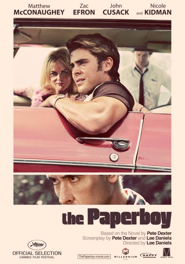 The Paperboy Movie Review English