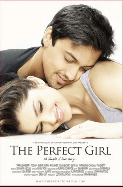 The Perfect Girl Movie Review Hindi