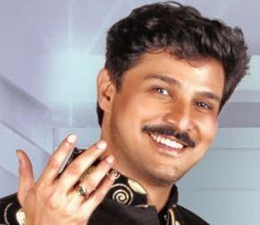 The Popular Kannada Actor Cum Singer Rajesh Kri..