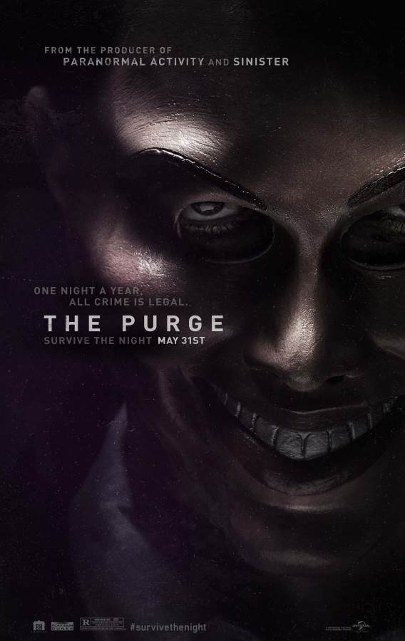 The Purge Movie Review English