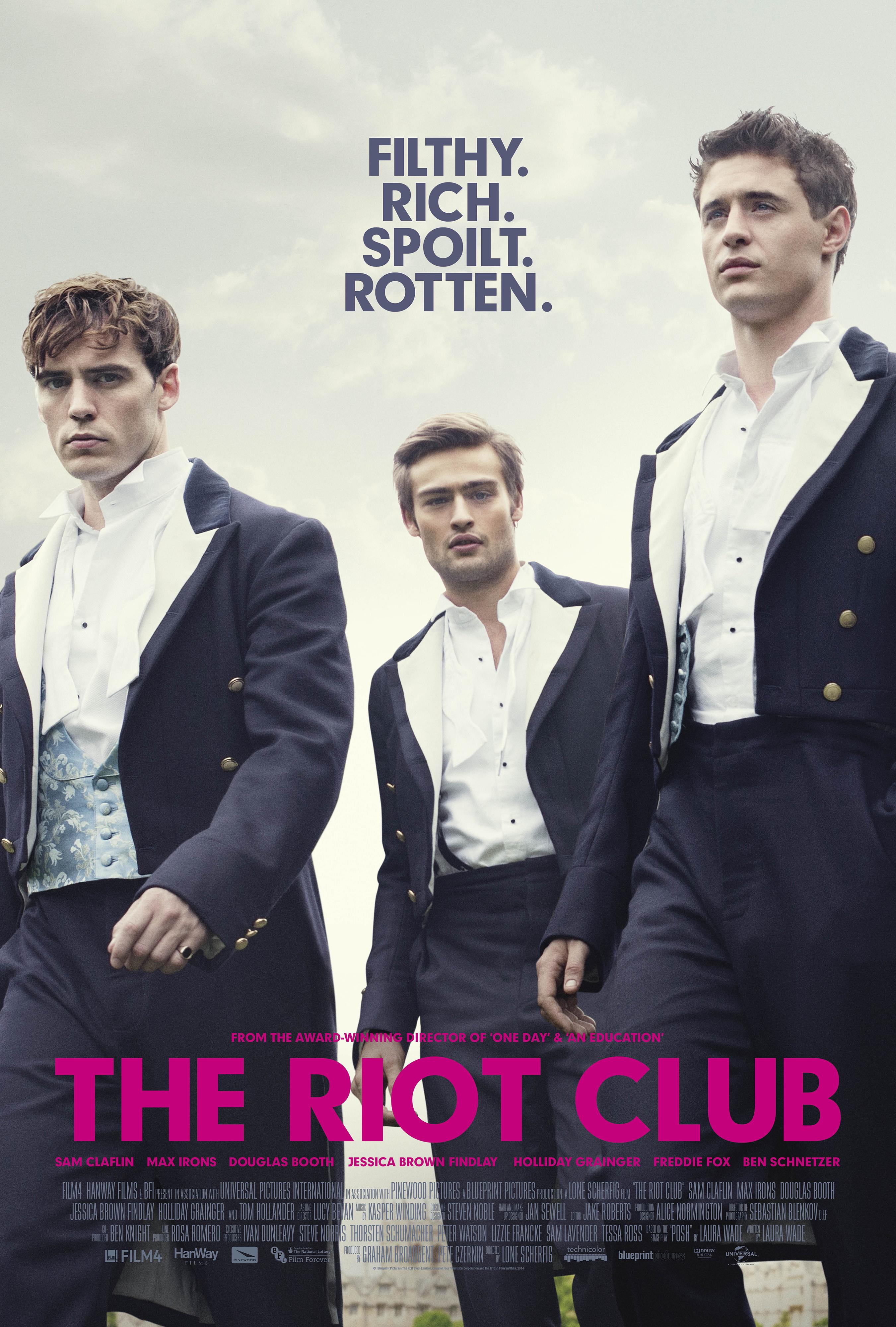 The Riot Club Movie Review English
