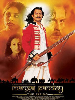 The Rising: Ballad Of Mangal Pandey Movie Review Hindi Movie Review