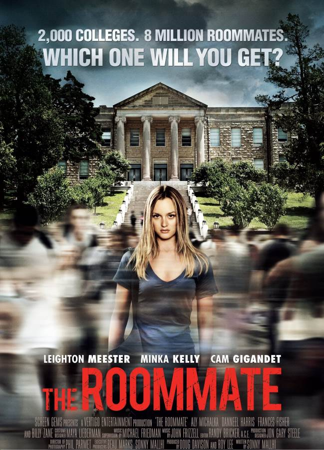 The Roommate Movie Review English