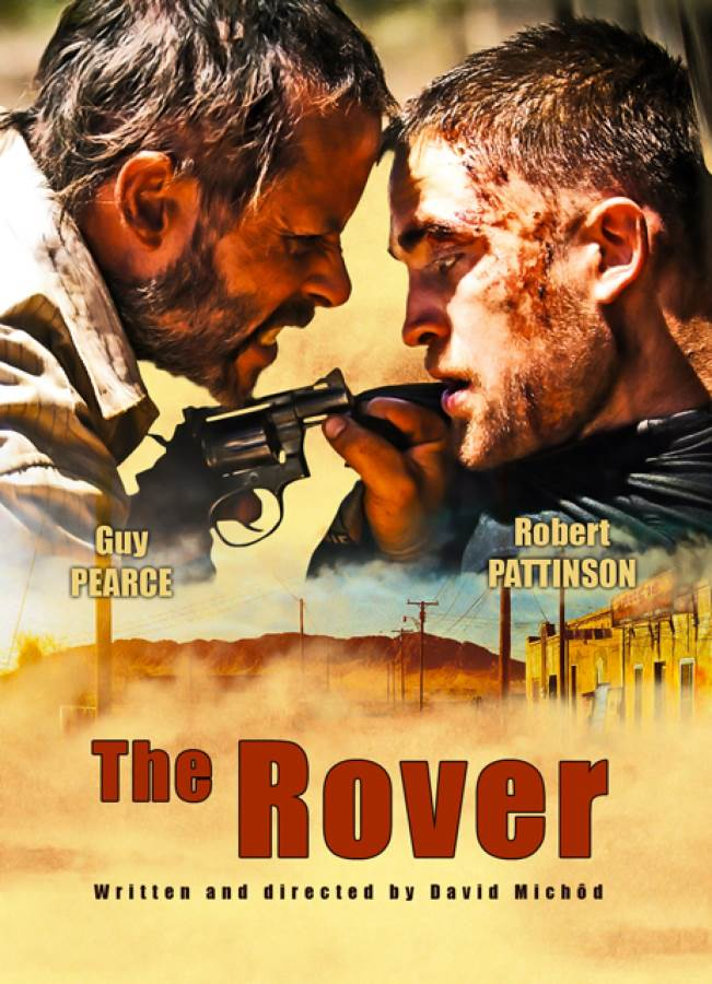 The Rover Movie Review English