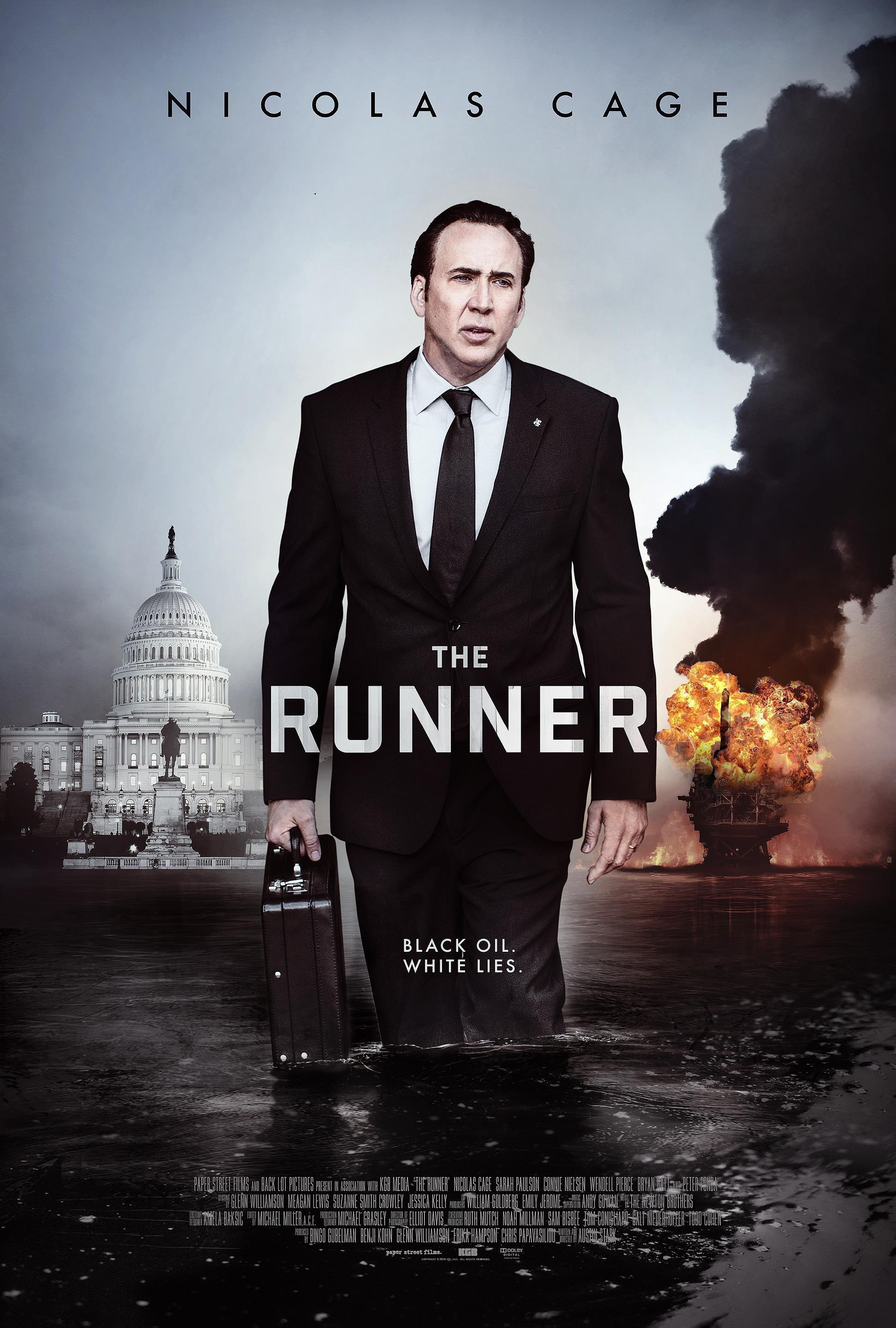 The Runner Movie Review English