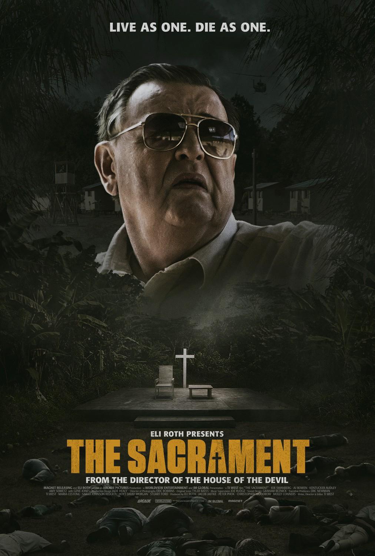 The Sacrament Movie Review English