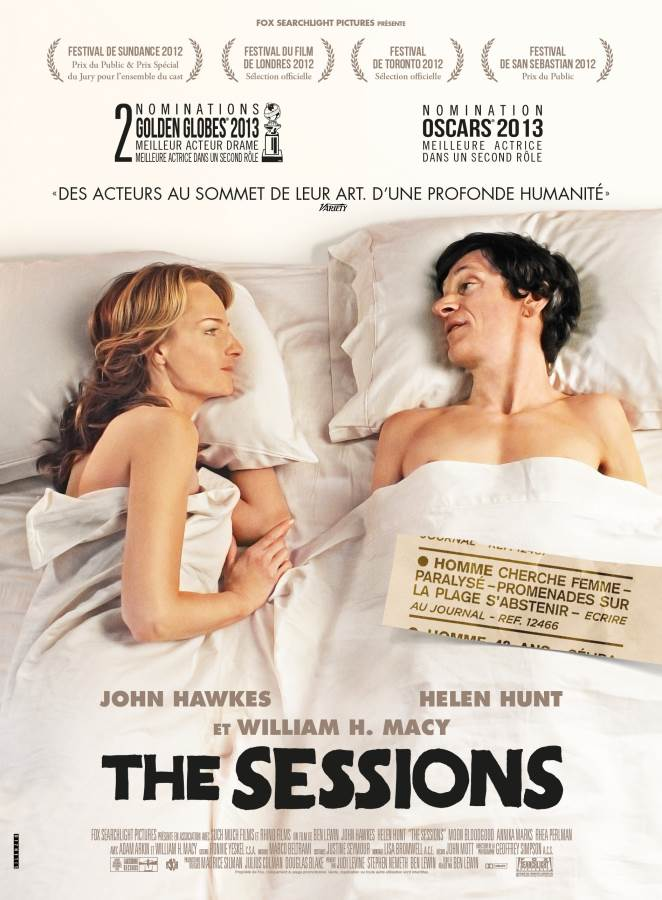The Sessions Movie Review English
