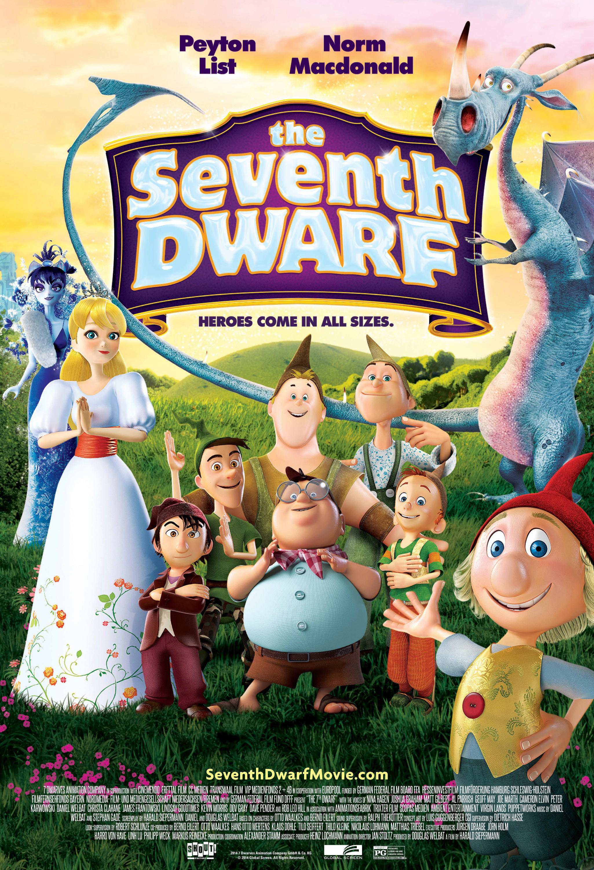 The Seventh Dwarf Movie Review English