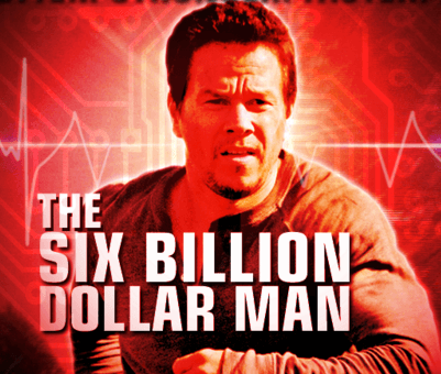 The Six Billion Dollar Man Movie Review English Movie Review