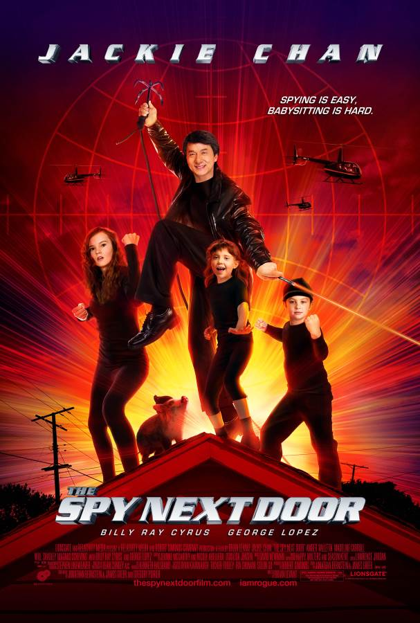 The Spy Next Door Movie Review English