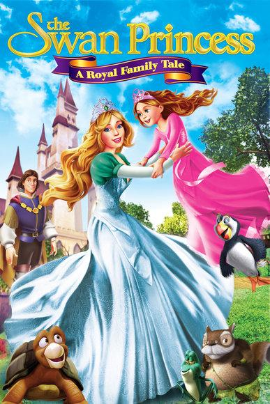 The Swan Princess: A Royal Family Tale Movie Review English