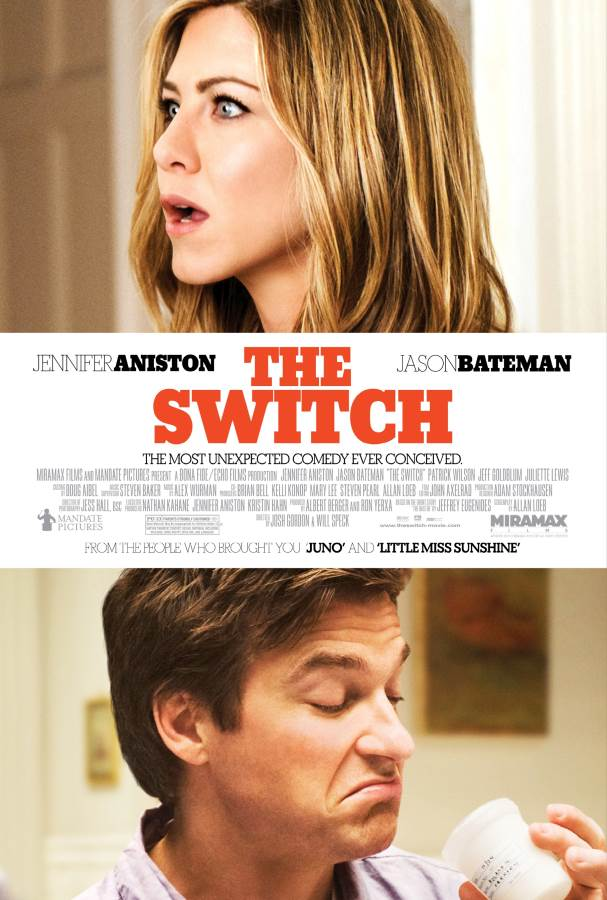 The Switch Movie Review English