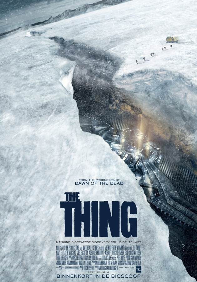 The Thing Movie Review English