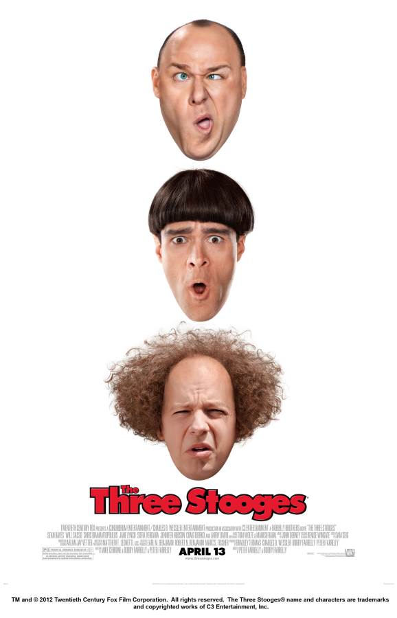 The Three Stooges Movie Review English