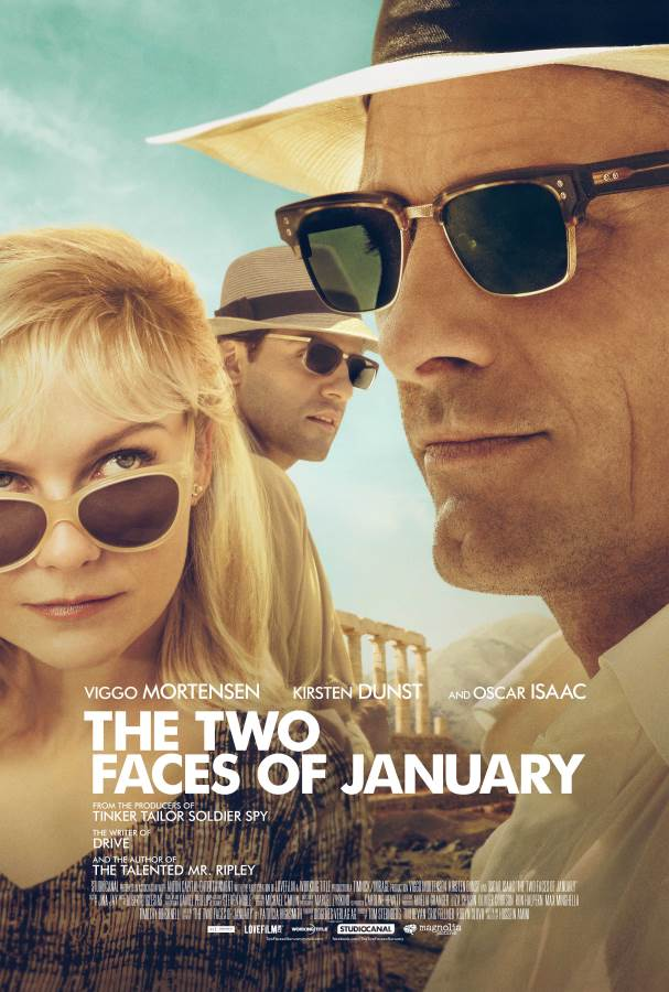 The Two Faces Of January Movie Review English