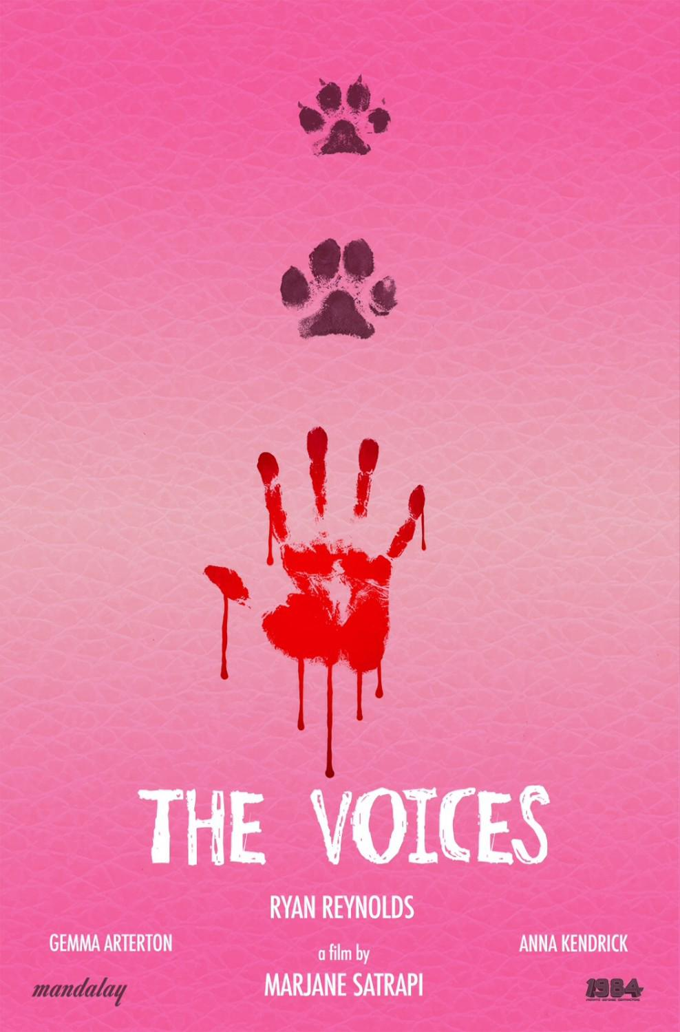The Voices Movie Review English