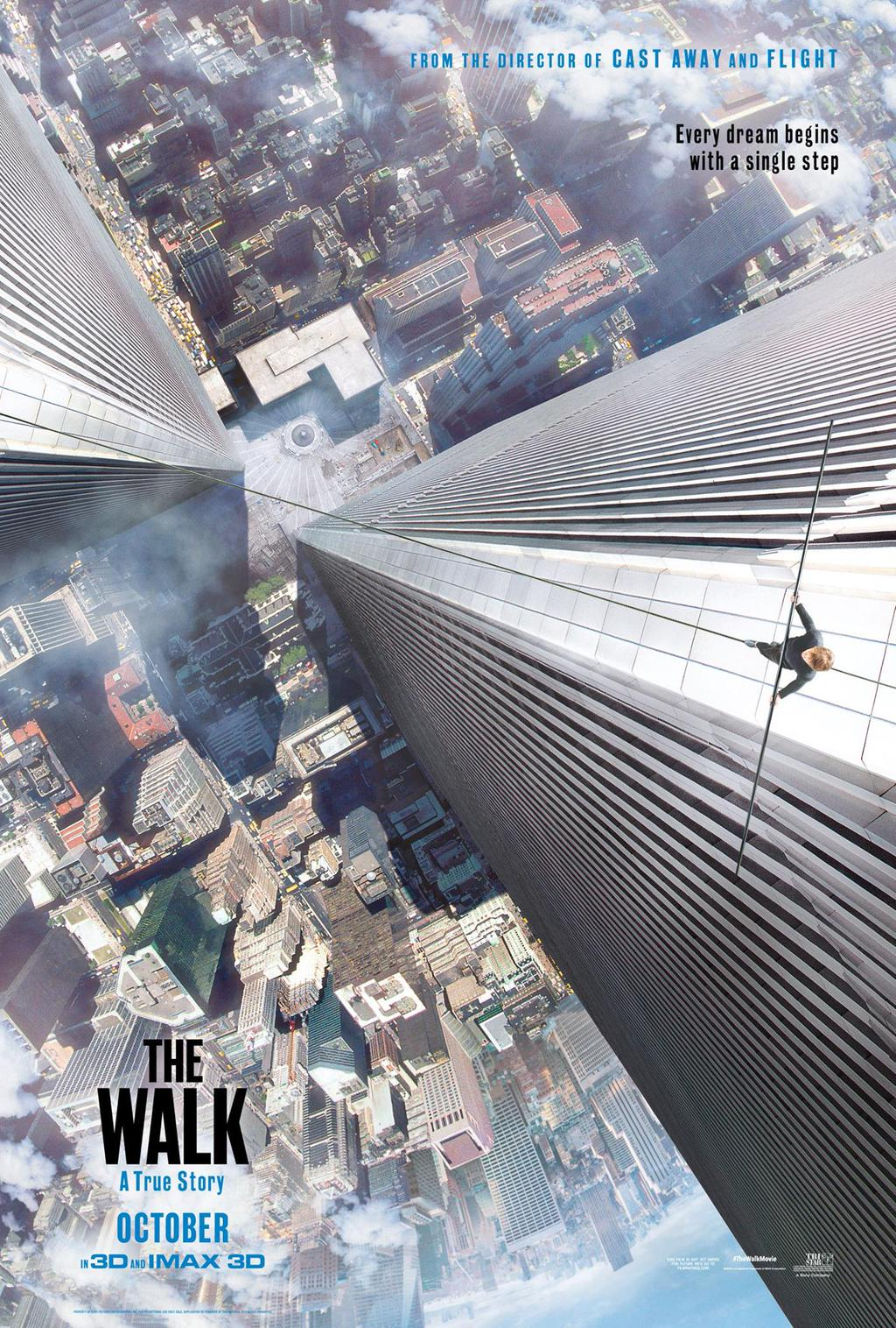 The Walk Movie Review English