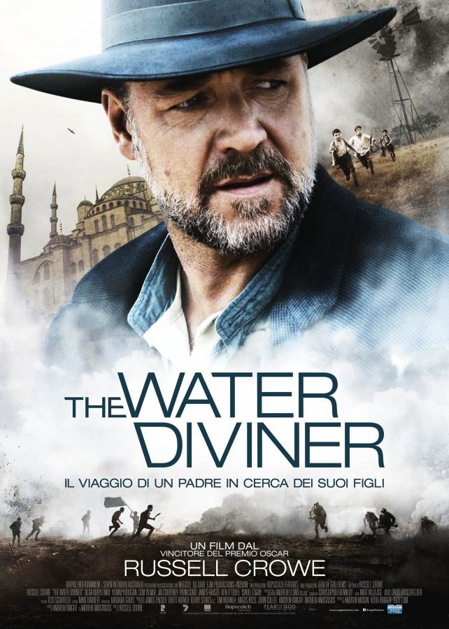 The Water Diviner Movie Review English