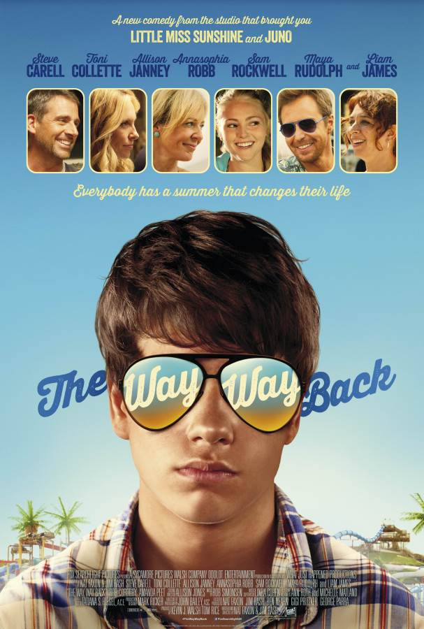 The Way, Way Back Movie Review English