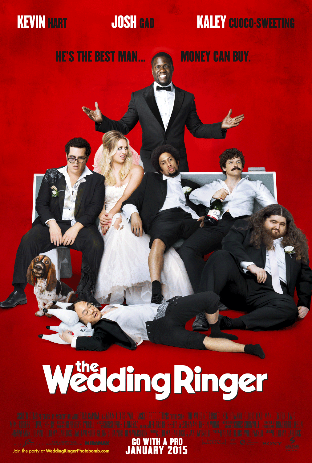 The Wedding Ringer Movie Review English
