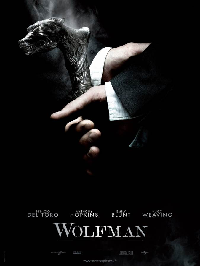 The Wolfman Movie Review English