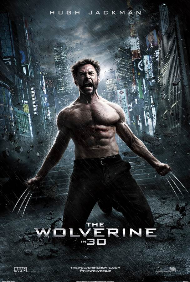 The Wolverine Movie Review English