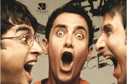 There Will Be A Sequel For 3 Idiots
