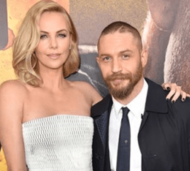 Things Not Easy Between Charlize Theron And Tom Hardy