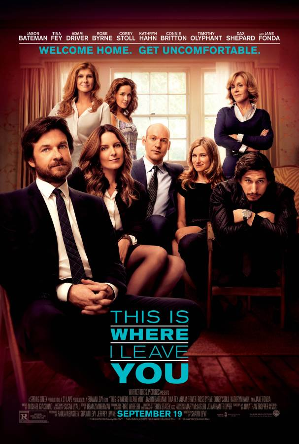This Is Where I Leave You Movie Review English