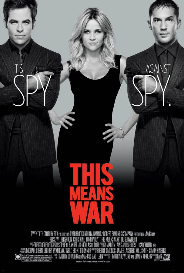 This Means War Movie Review English