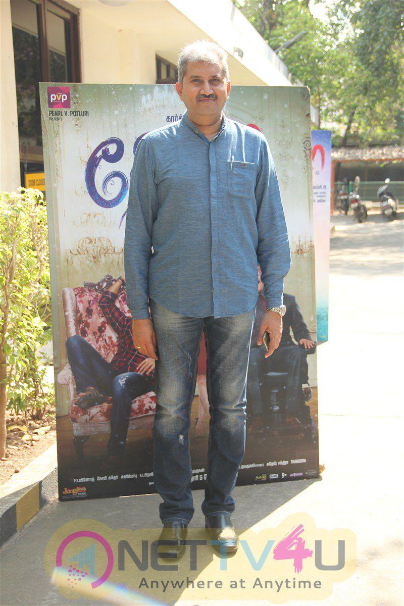 Thozha Tamil  Movie Press Meet Photos