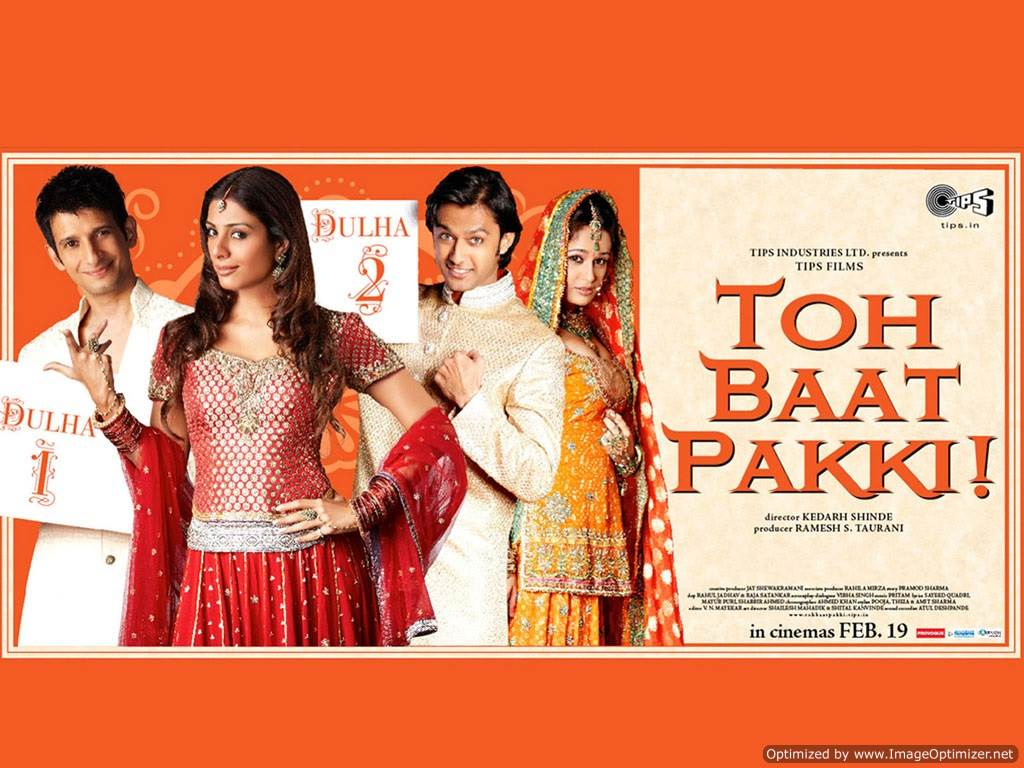 Toh Baat Pakki! Movie Review Hindi