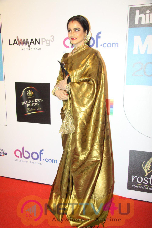Top Bollywood Celebs At HT Most Stylish Awards 2016 Hindi Gallery