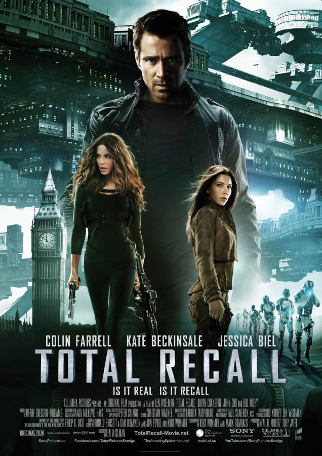 Total Recall Movie Review English