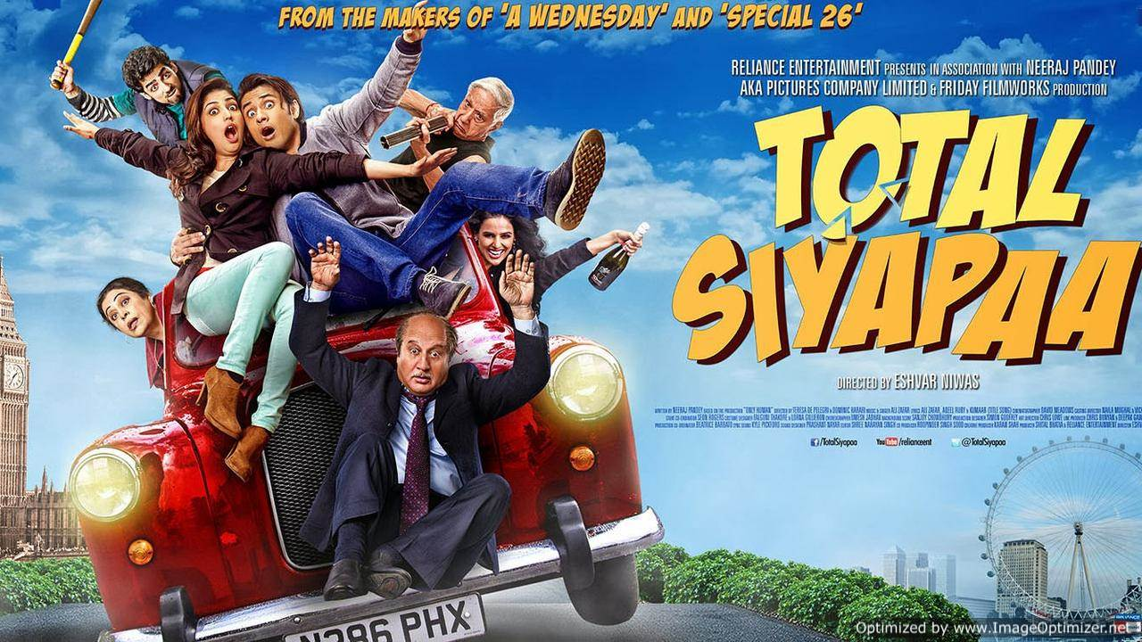 Total Siyapaa Movie Review Hindi