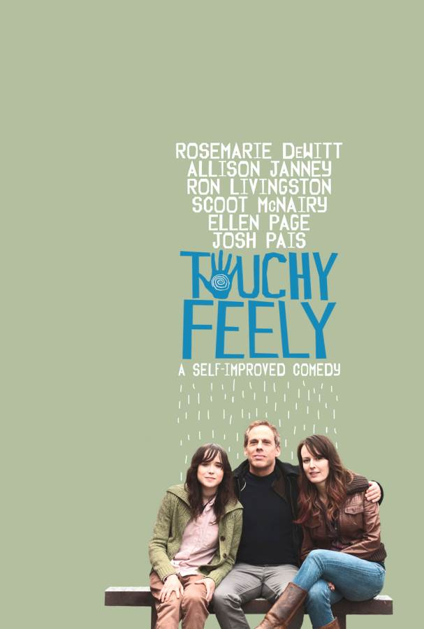 Touchy Feely Movie Review English