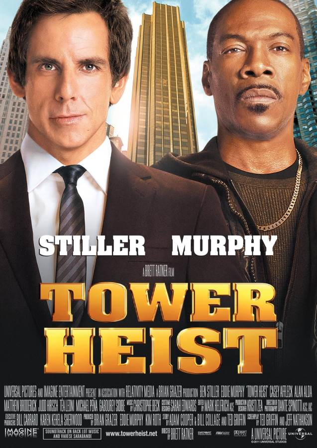 Tower Heist Movie Review English
