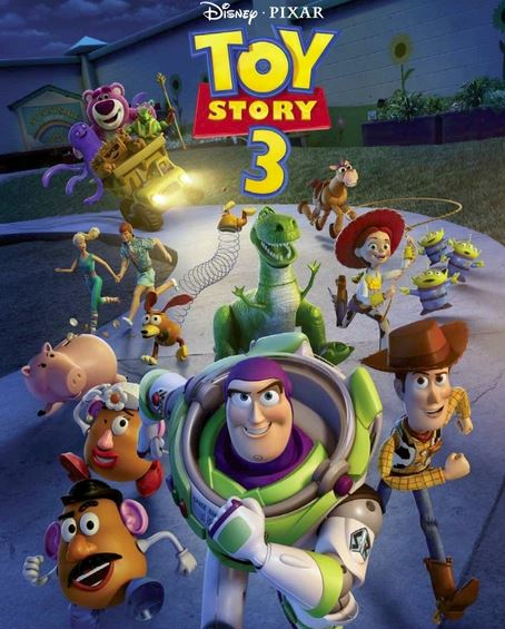Toy Story 3 Movie Review English