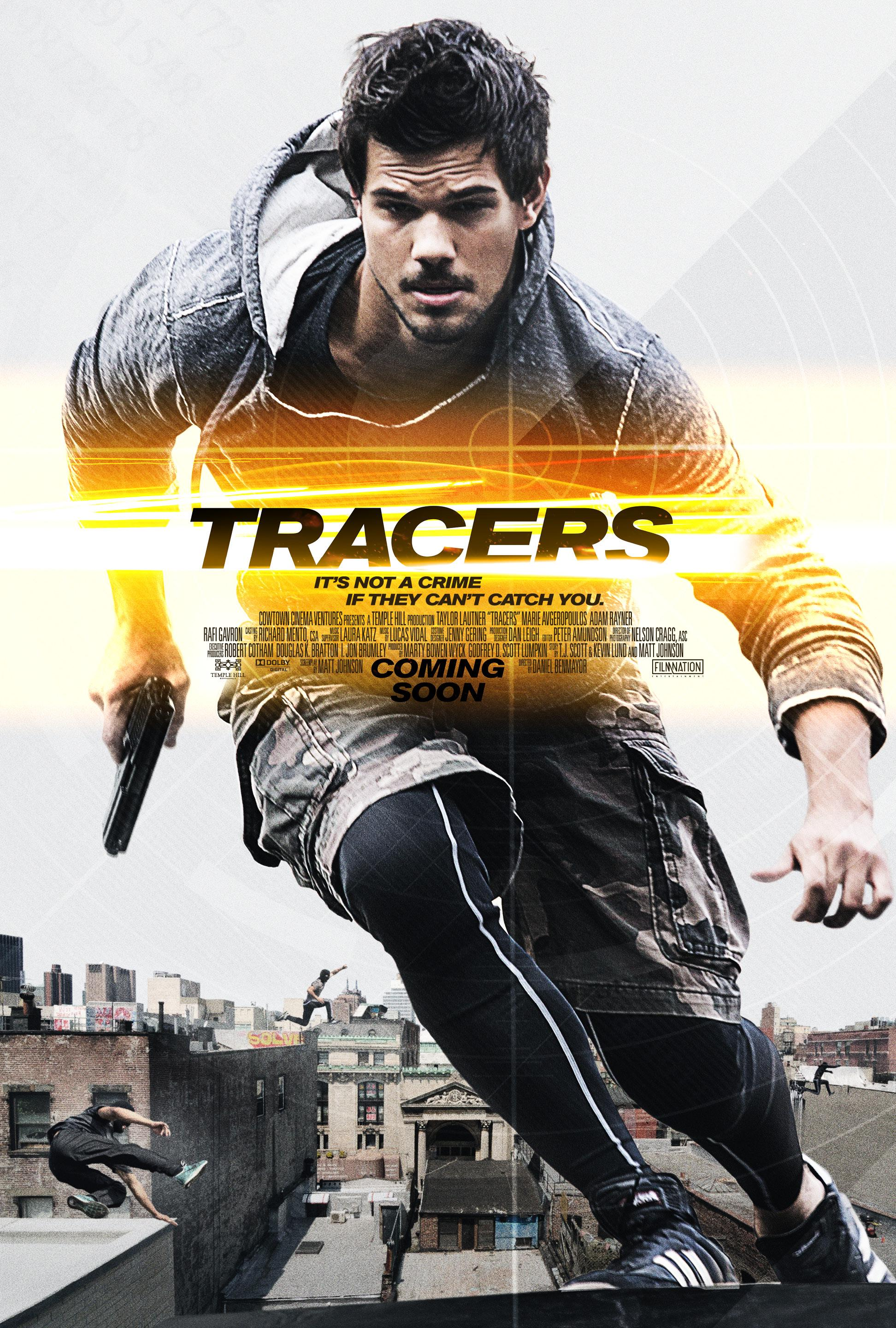Tracers Movie Review English
