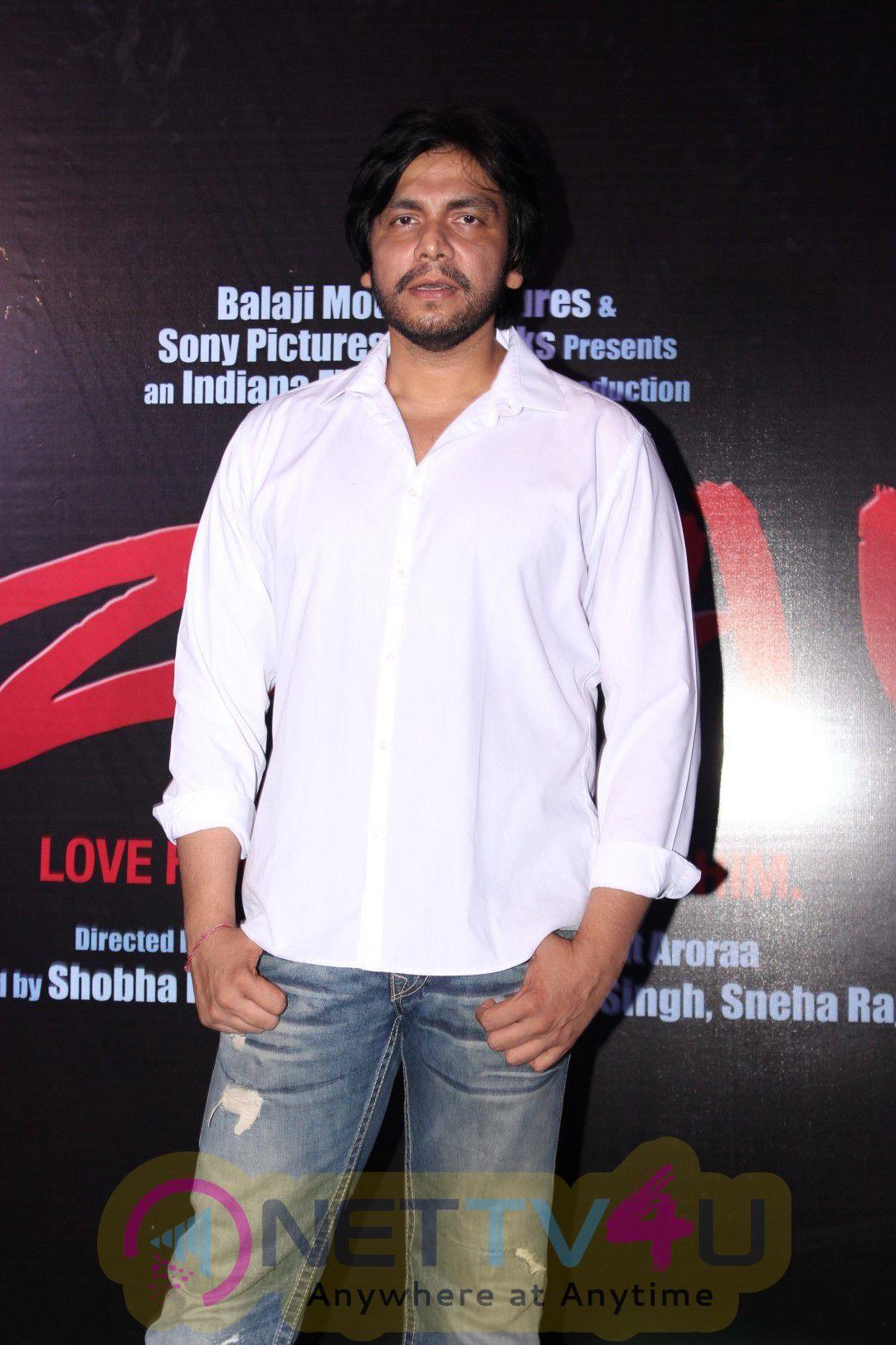 Trailer Launch Of Film Azhar With Emraan Hasmi, Prachi Desai & Nargis Fakhri Photos