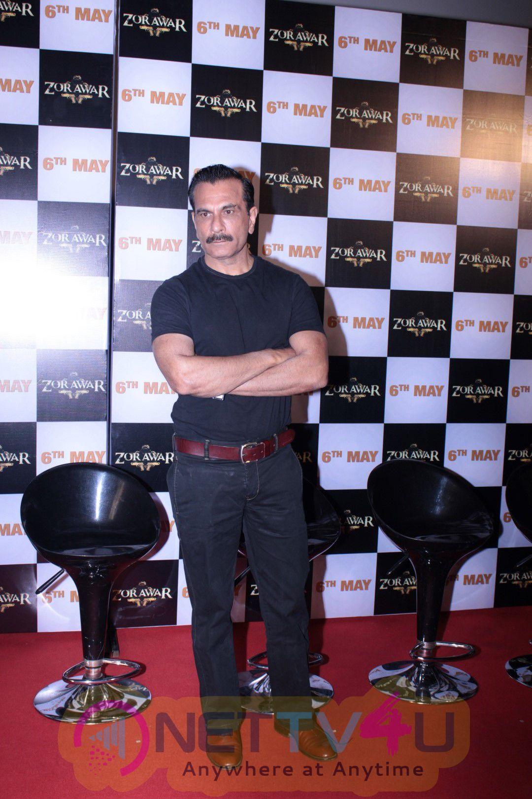 Trailer Launch Of Film Zorawar With Star Cast Stills